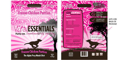 Carnivore Meat Company, LLC Voluntarily Issues a Recall for One Lot of Frozen Pet Food