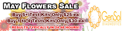 GenSol's May Flowers SALE Begins TODAY!