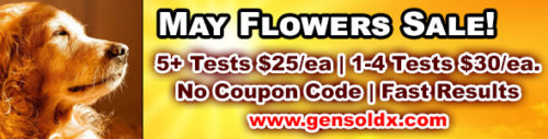 GenSol's May Flowers SALE Continues!