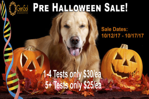 Pre Halloween Sale.. Time is Running Out to SAVE!