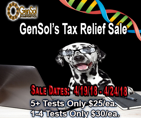 Tax Relief Sale Ends Tomorrow!