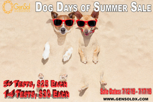 Dog Days of Summer Starts Today!