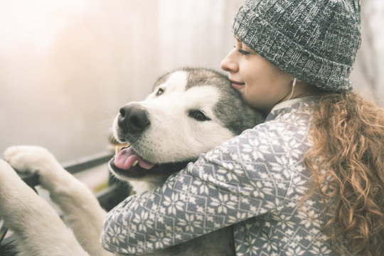 Good dog? Bad dog? Their personalities can change