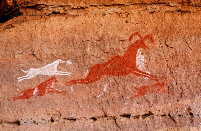 See how dogs were celebrated in the ancient world